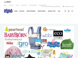 Babypark - Home of premier brand baby products
