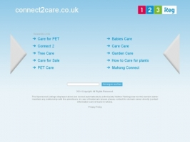 Connecting people to care in the UK