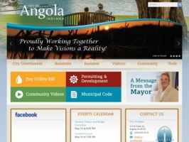 City Of Angola, IN