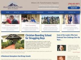Prayer Mountain Christian Boarding School for Boys