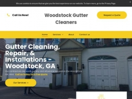 Woodstock Gutter Cleaners