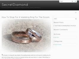 Secret Diamond: Engagement Rings