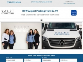 Valet Connections DTW Off Site Parking