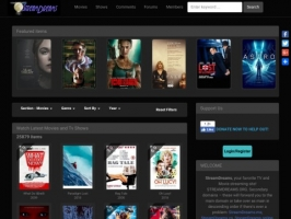 StreamDreams - Latest Movies & Shows: