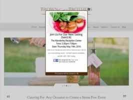 BrownBrothersCatering.com: Utah County Catering