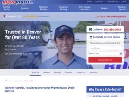 Roto-Rooter: Plumbers in Denver