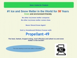 A solution to icey snowbound winters