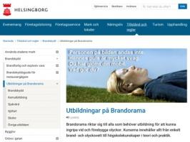 Helsingborgs brandförsvar/Fire Department