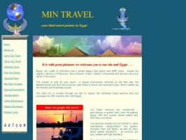Min Travel Egypt - Egypt Tours, Nile Cruises.