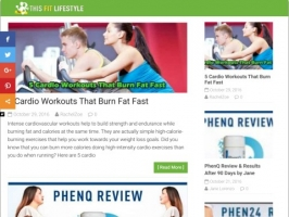 ThisFitlifeStyle.com - Best Supplement Reviews