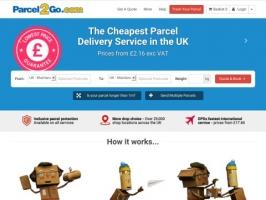 Parcel2Go: Courier Companies