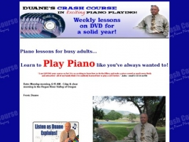 Piano Lessons for Busy Adults