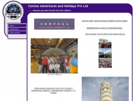 Central Adventures and Holidays Pvt Ltd