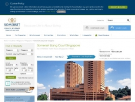 Official Site Somerset Liang Court Singapore