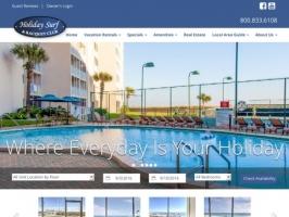 Destin Florida - Holiday Surf & Racquet Club