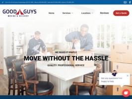 Chattanooga Professional Moving Company Good Guys Moving