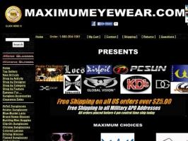 MaximumEyewear.Com