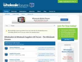 Wholesalers Forum