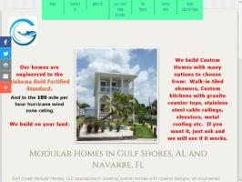 Gulf Shores Modular Homes
