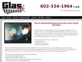 Glastek Windshield Replacement