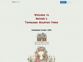 Belindas Tennessee Mountain Home
