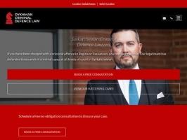 Saskatchewan Oykhman Criminal Defence Law