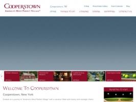 Cooperstown Getaway