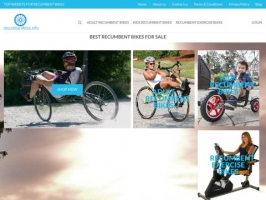 Recumbent Bikes for Sale - Best Recumbent Bikes, trikes and