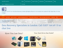 Data Recovery London - Hard Drive Recovery