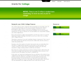 Federal College Grants