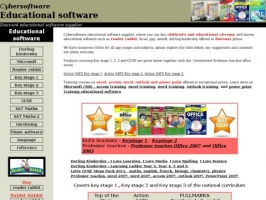 Cybersoftware educational software