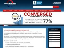 Converged Systems Avaya phone partner 8474408667