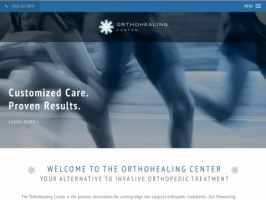 The OrthoHealing Center | Los Angeles Physiatrists