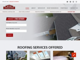 Home Evolution - Roofing Albany, NY