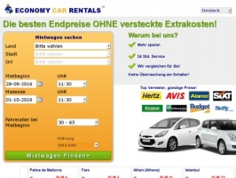 EconomyCarRentals: All Inclusive Car Hire.