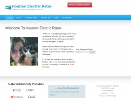 Houston Residential Electricity