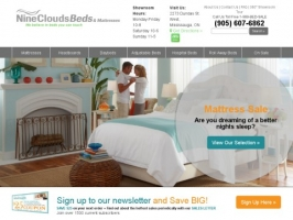 Nine Clouds Beds & Mattress in Mississauga