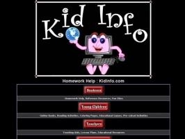 Kid Info