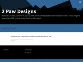 2 Paw Designs