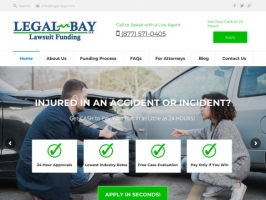 Legal Bay Lawsuit Funding