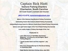 Captain Rick Hiotts Inshore Fishing Charters