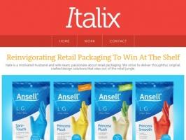 Italix Design   Retail Packaging Designers