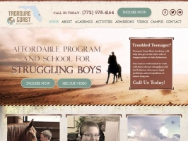 Treasure Coast Academy for Troubled Boys