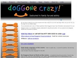 Doggone Crazy! Board Game