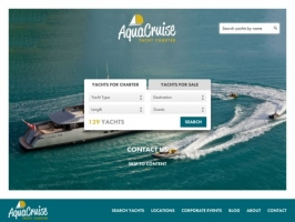 Aquacruise Luxury Yacht Charter