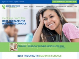 Best Therapeutic Boarding Schools - Therapeutic Schools