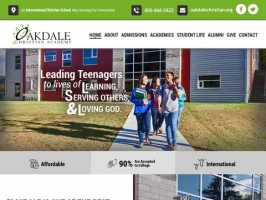 Oakdale Christian Academy - International