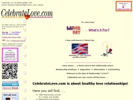 Celebrate Love & Relationships with Larry James