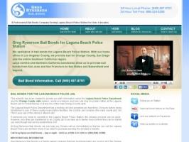 Laguna Beach Jail Bail Bondsman