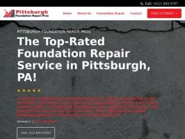 Foundation Repair Pittsburgh PA